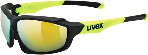 UVEX sportstyle 710 Glasses black mat 2018 Brillen 2YiqkLd